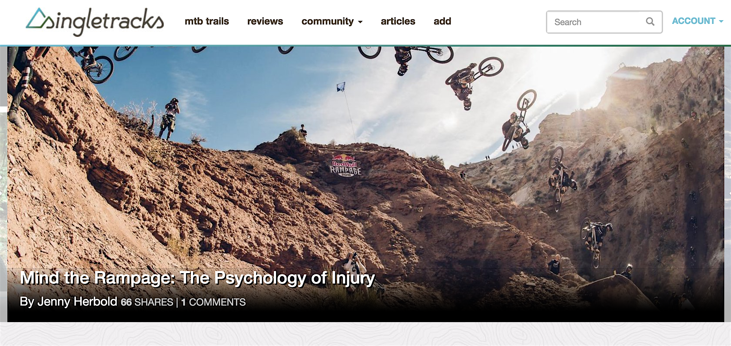 Mind the Rampage The Psychology of Injury