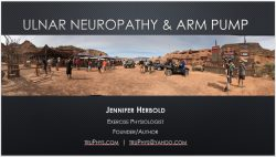 powerpoint on ulnar neuropathy